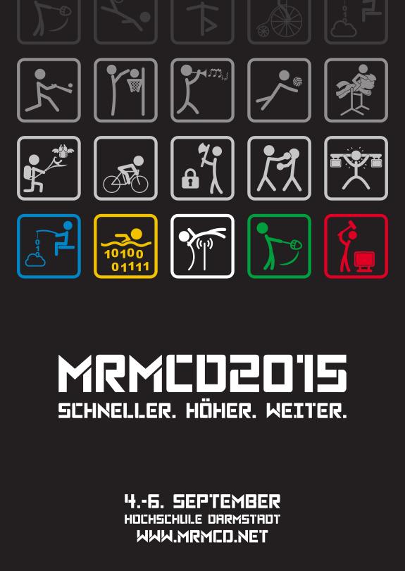 MRMCD 2015 Plakat