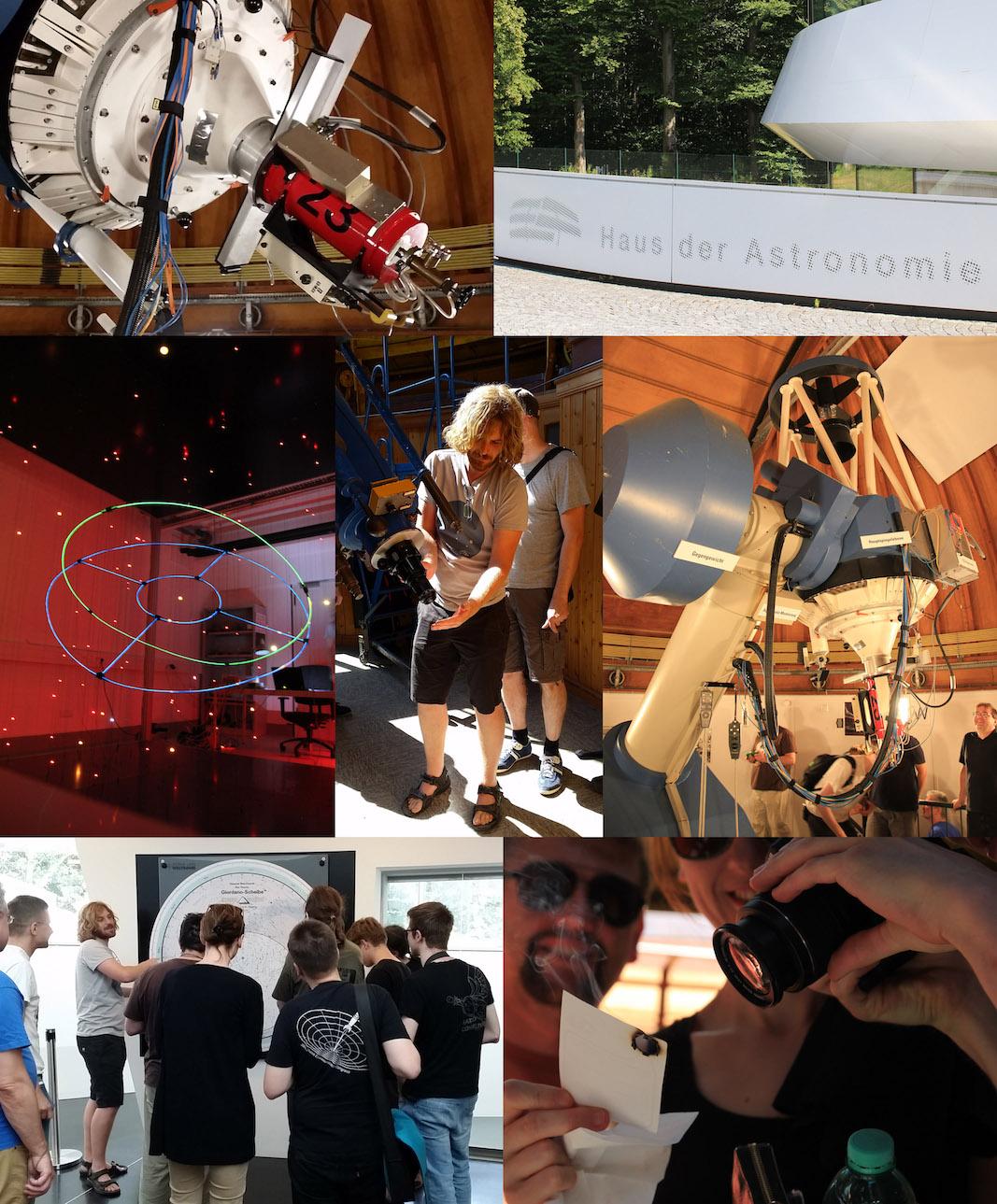 Astrotour Impressionen
