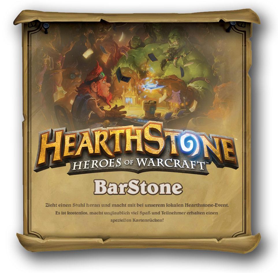 Hearthstone Einladung